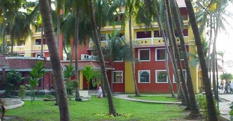 Cottages in Green Coconut Beach Resort Mahabalipuram