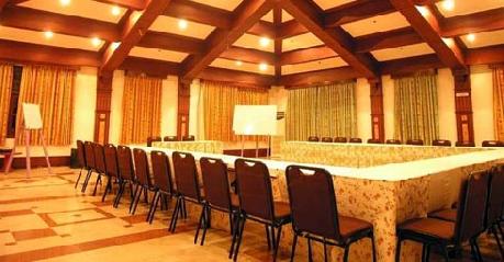 Meeting in Green Coconut Beach Resort Mahabalipuram