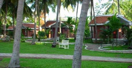 Suite in Green Coconut Beach Resort Mahabalipuram