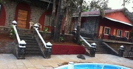 Family in Green Gate Resort