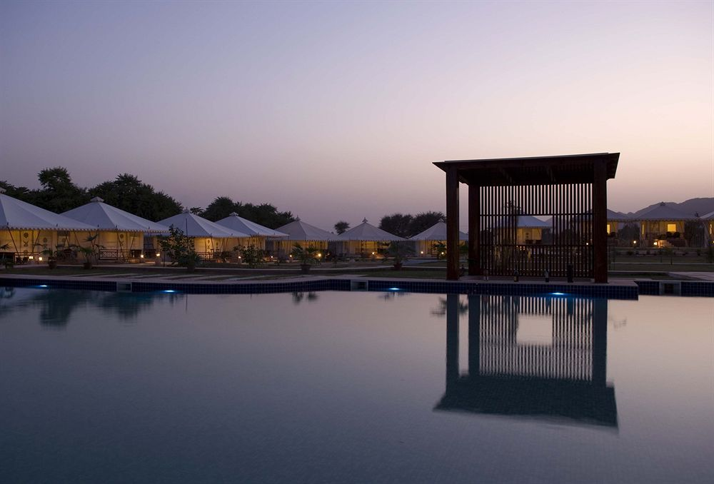 Resort in Green House Resort Pushkar