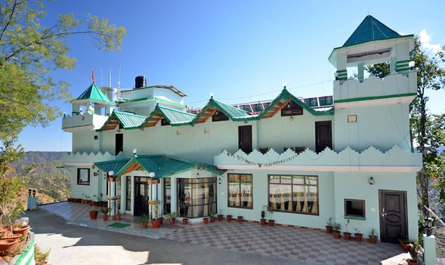 Hotel Green Oak Resort, Mukteshwar