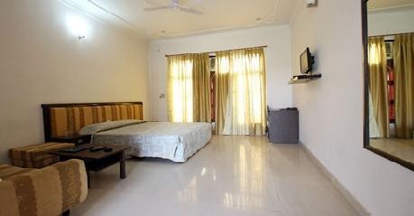 Deluxe in Hotel Gulmohar Sariska Resort