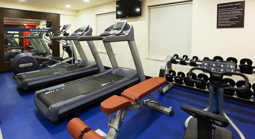 Gym in Hampton By Hilton Vadodara Alkapuri