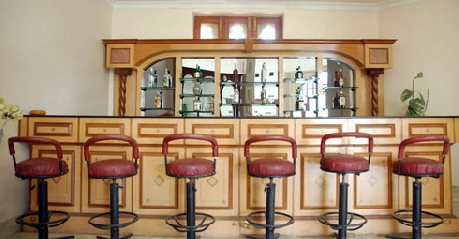 Bar in Heritage Inn, Jaisalmer