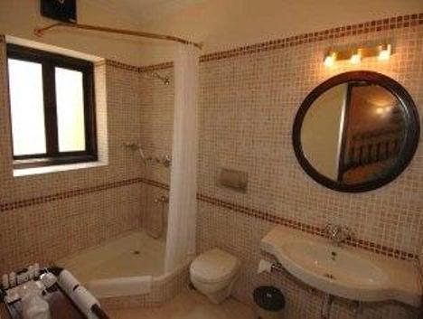 Bathroom in Heritage Resort, Bikaner