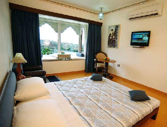 Luxury Rooms in Heritage Resorts, Udaipur
