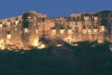 Hill Fort, Alwar2