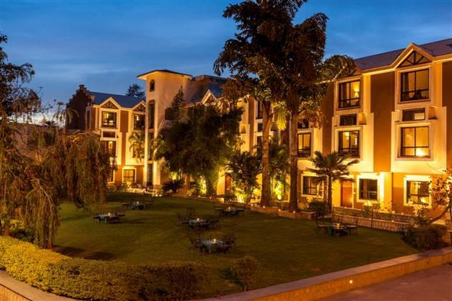 Hilltone Hotel, Mount Abu