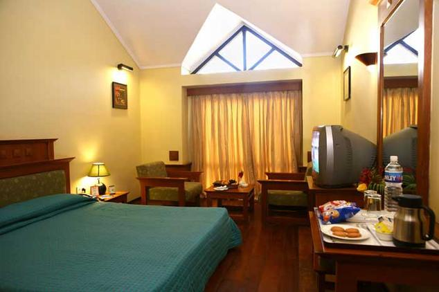 Superior Rooms in Hilltone Hotel, Mount Abu