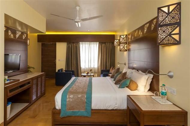 Premier Rooms in Hilltone Hotel, Mount Abu