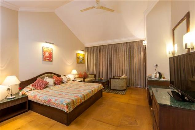 Villas in Hilltone Hotel, Mount Abu