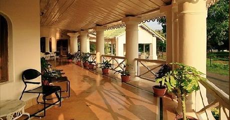 Resort in Hilltop Bungalow Pachmarhi