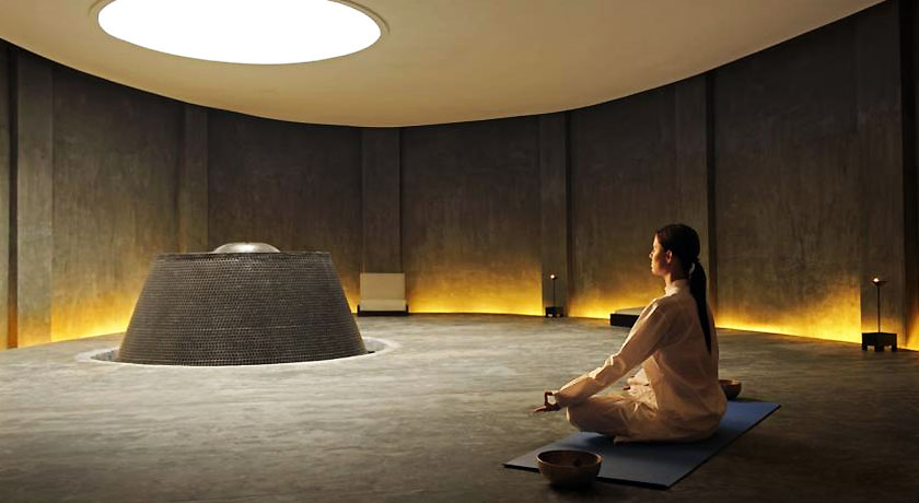 Yoga in Hilton Shillim Estate Retreat & Spa Pune