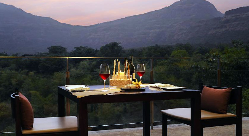 Dining in Hilton Shillim Estate Retreat & Spa Pune