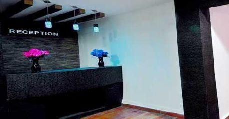 Reception in Hilton Tower, Ujjain