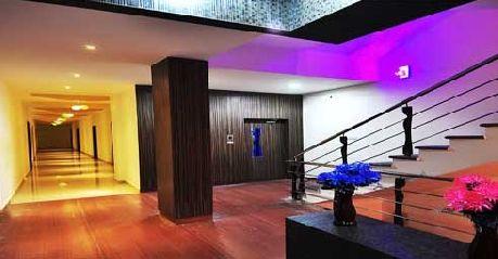 Reception2 in Hilton Tower, Ujjain