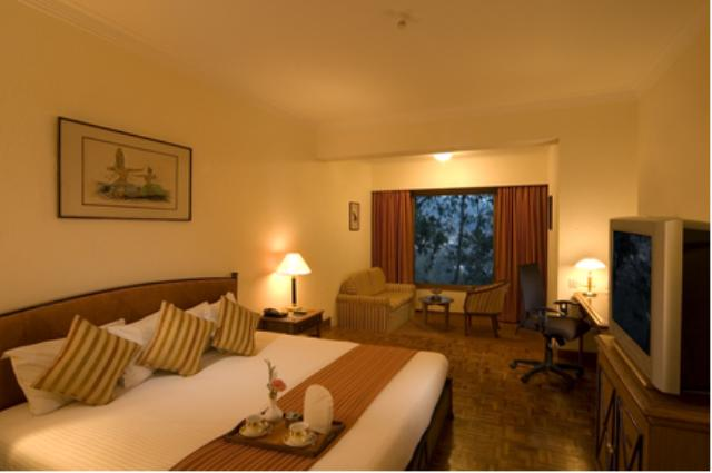 Deluxe Room in Hotel Gem Park Ooty