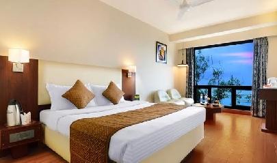 double-deluxe-room in Hotel Honeymoon Inn Mussoorie