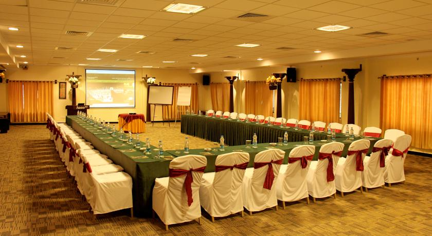 Meeting in Hotel Aalankrita