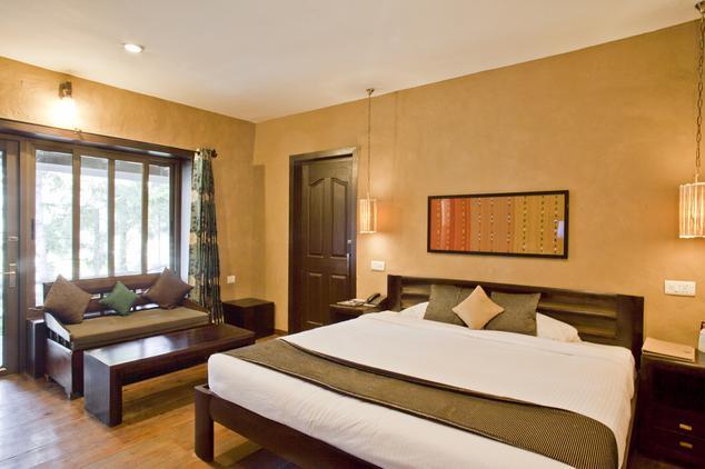 Super Deluxe Room in Hotel Aamod