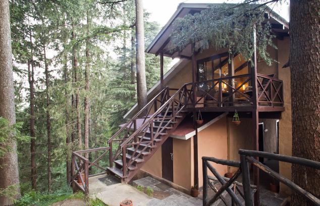 Resort in Hotel Aamod2