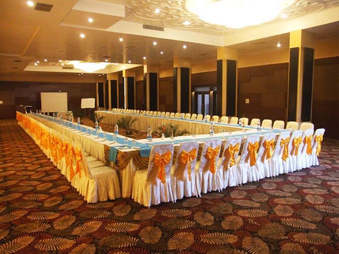 Meeting in Hotel Aananda Imperial
