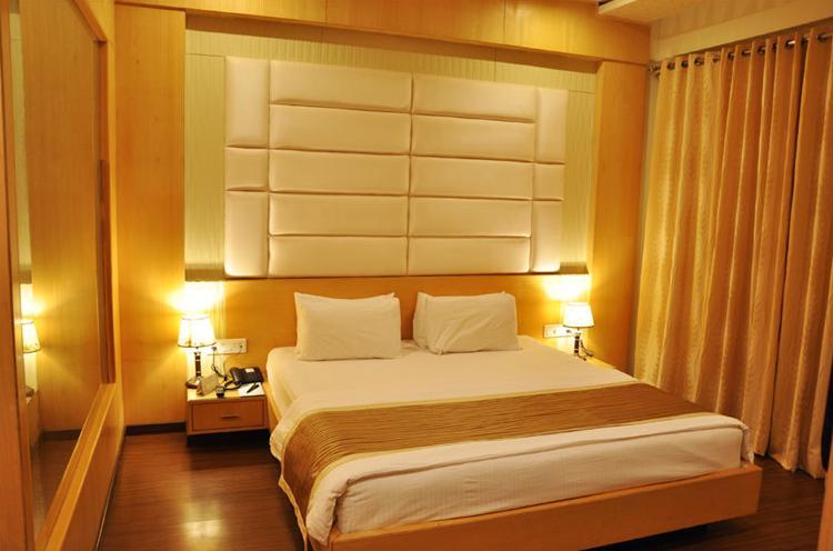 Executive in Hotel Aananda Imperial