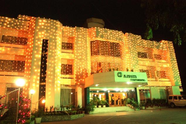 Hotel Ajanta Continental Dehradun