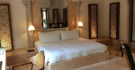 Courtyard Haveli Suite in Amanbagh Resort