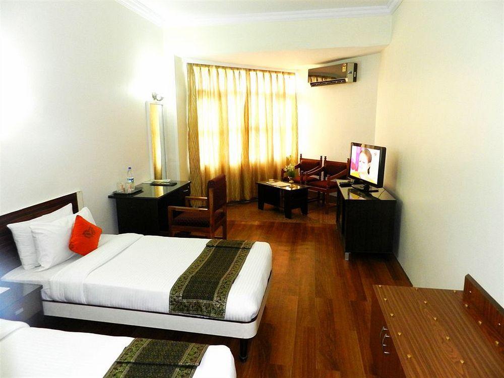 Standard rooms in Hotel Amarpreet