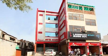 Hotel Anand Jhansi