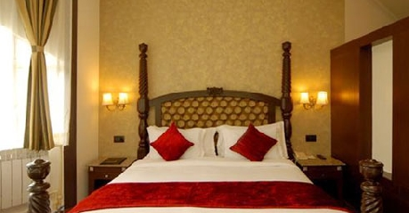 Super Deluxe Rooms in Hotel Arif Castles Nainital