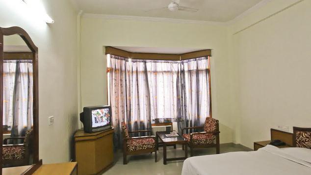 Deluxe suite in Hotel Ashok, Katra