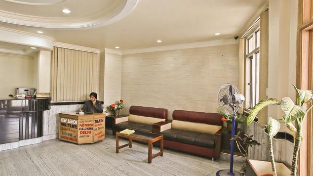 Reception in Hotel Ashok, Katra2