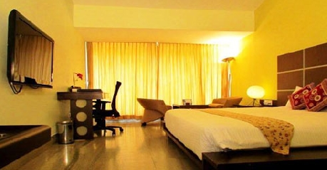 Boutique Rooms in The Ashok Beach Resort
