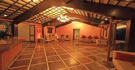 Resort in The Ashok Beach Resort