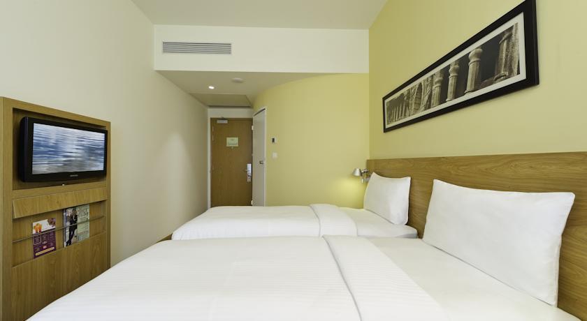Deluxe in Hotel Ibis Nashik