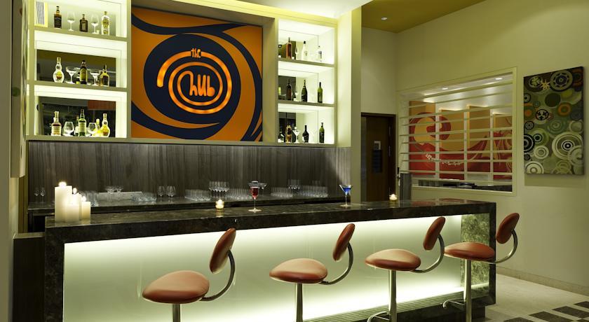 Bar in Hotel Ibis Nashik