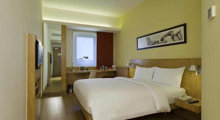 Super Deluxe in Hotel Ibis Nashik