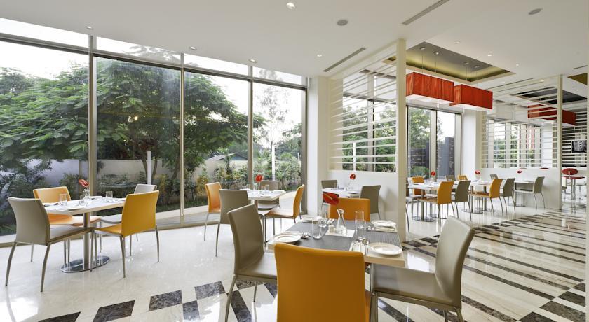 Dining in Hotel Ibis Nashik