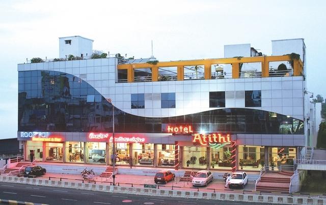 Hotel Atithi, Aurangabad