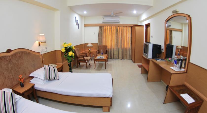 AC Deluxe Rooms in Hotel Atithi, Aurangabad