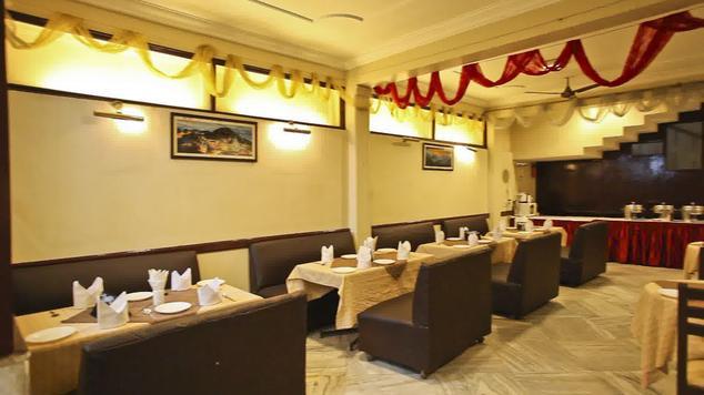 Dining in Hotel Atithi Dehradun