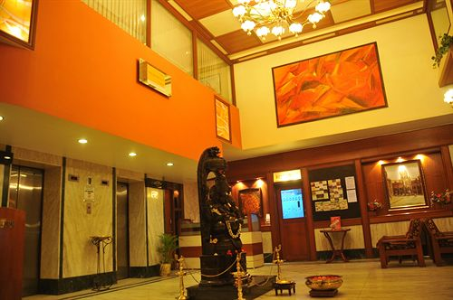 Reception in Hotel Bangalore Gate