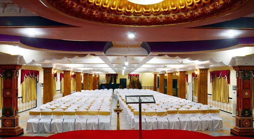 Meeting in Hotel Bekal Palace, Kasargod