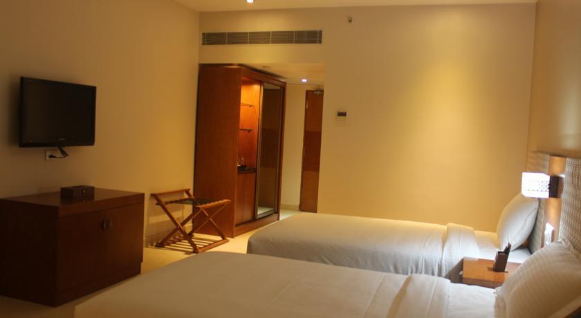 Super Deluxe in Hotel Best Western Ashoka