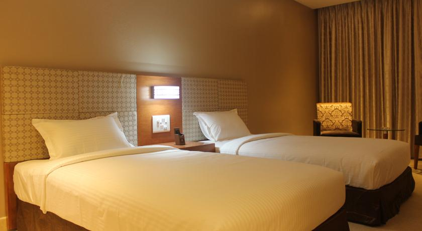 Deluxe in Hotel Best Western Ashoka