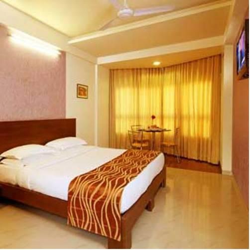 Deluxe in Hotel Bhagyalaxmi, Shirdi
