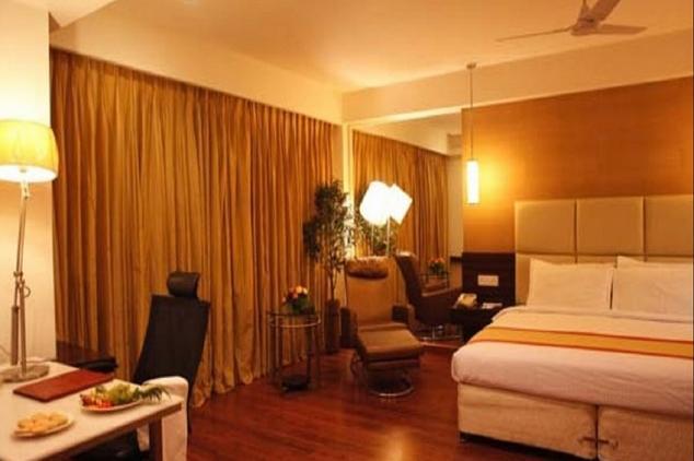 Presidential Suites in Hotel Bliss